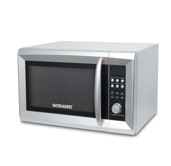 Sonashi 30 Ltr Microwave With Digital Control And Grill Function SMO-930DG