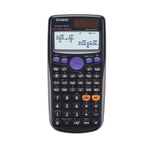 Casio Fx85esplus Scientific Calculator