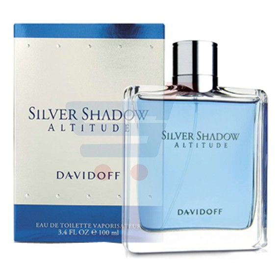 Buy Davidoff Silver Shadow Altitude 100ml Perfume For Men Online