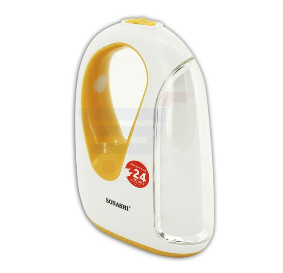 Sonashi Rechargeable Led Lantern Yellow SEL-802