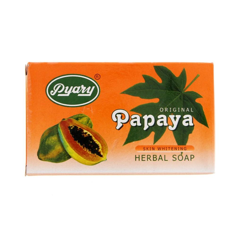 Pyary Papaya Soap 135gm