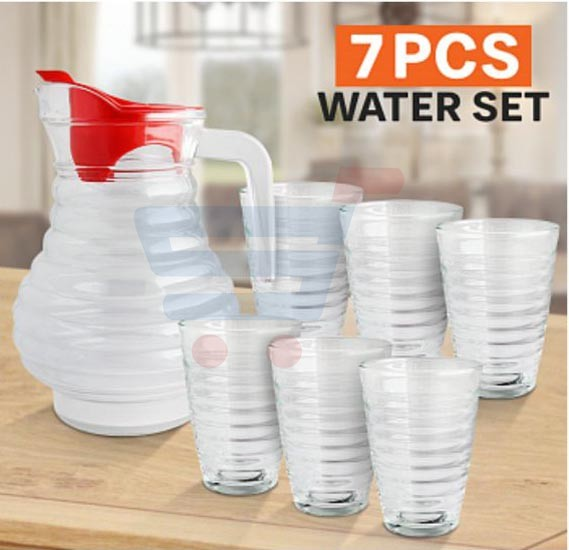 Water Set 7 pcs