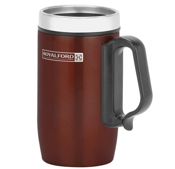 Royalford Rfu9038 280ml S/s Coffee Mug 1x48