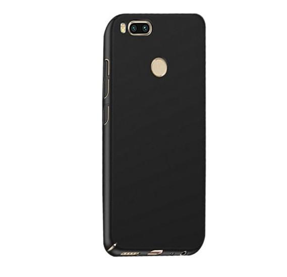 Xiaomi Mi A1 Plastic Case - Black