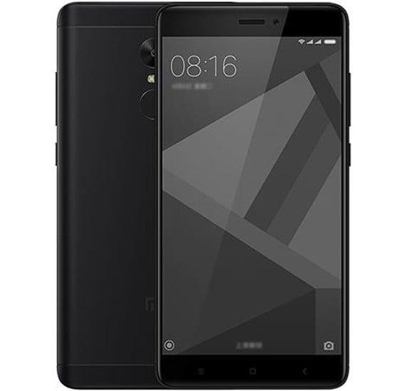 Xiaomi Note 4X, 4G Smartphone, Android 6.0, 5.5 Inch Display, 2GB RAM, 16GB Storage, Dual Camera, Dual Sim- Black