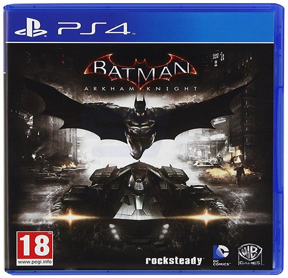 Warner Bros Batman Arkham Knight For PS4