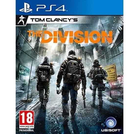 Ubisoft Tom Clancys The Division For PS4