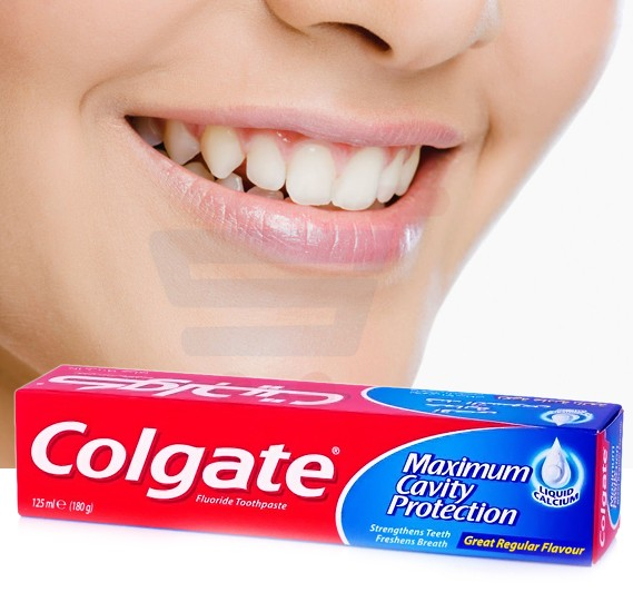 Colgate Maximum Cavity Protection Toothpaste 125ml