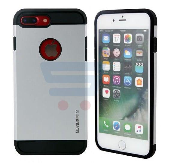 Slim Armor Case Silver For Apple Iphone 7 Plus