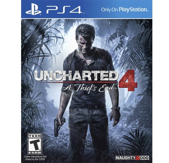 Sony Uncharted 4 For PS4