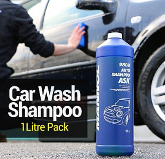 Car Wash Shampoo 1L, ASK9808