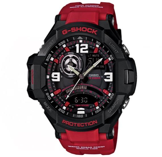 Casio G-shock Digital Analog Watch, GA-1000-4BDR