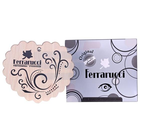 Ferrarucci 5 Color Eye Shadow 110g, 12