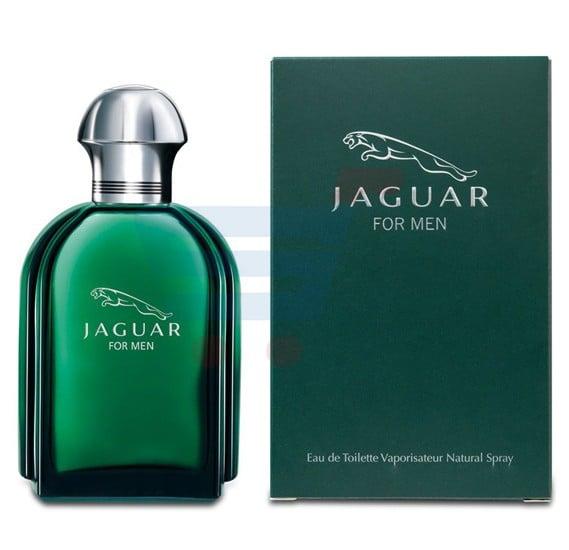 Jaguar Green Edt 100ml For Men