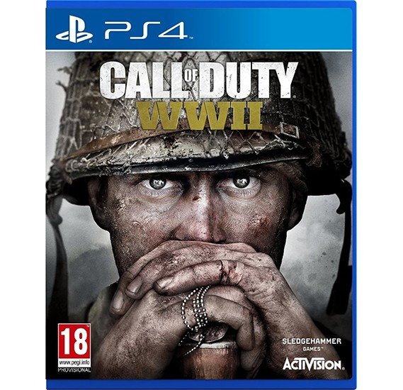 Activision Call of Duty WWII For PS4