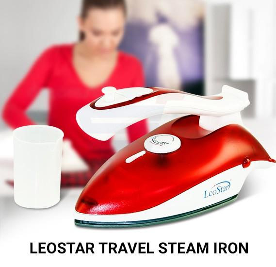 Leostar Travel Steam Iron, LS1001