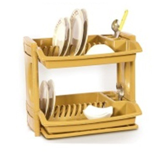 For Dishes-B Dishrack Double, 041704