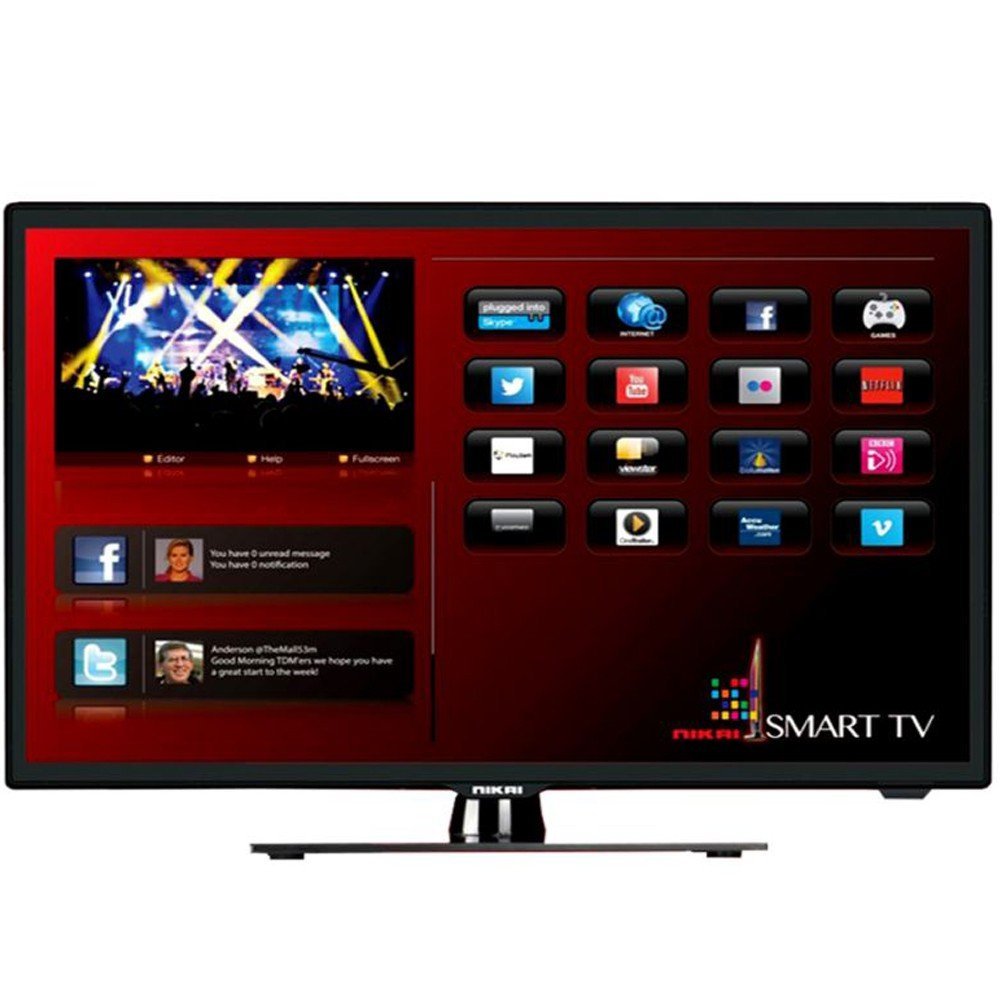 Nikai 32 Inches Smart LED TV NTV3200SLEDT