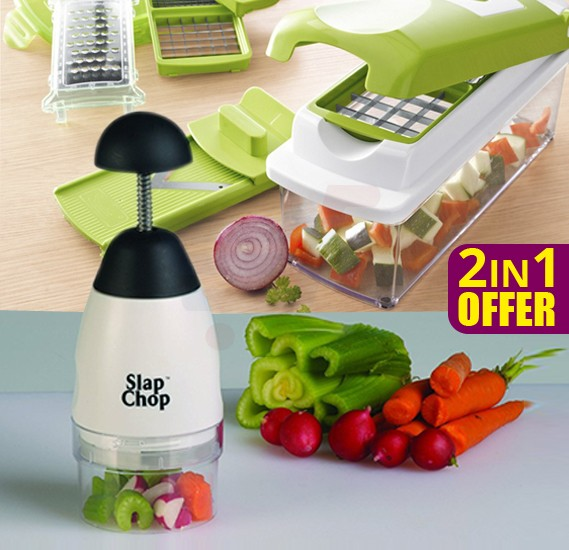buy bundle offer multi functional nicer dicer perfect chopper deluxe online dubai uae. Black Bedroom Furniture Sets. Home Design Ideas