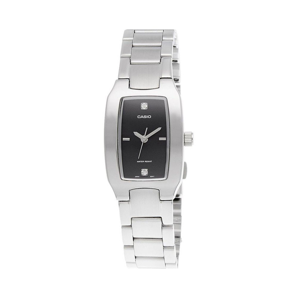 Casio Stainless Steel Ladies Watch, LTP-1165A-1C2DF
