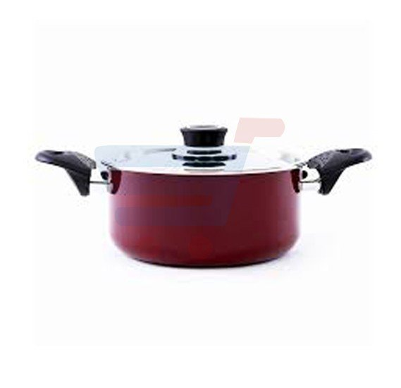 Royalford Nonstick Cookware 18CM 1X6 - RF387C18