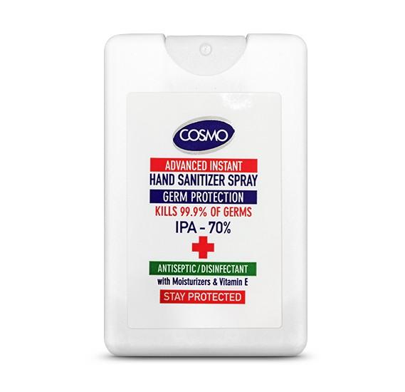 Cosmo Hand Sanitizer Pocket Spray 15ml