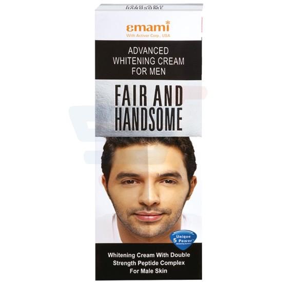 Emami Fair & Handsome Advanced Whitening Cream For Men 50gm - 8552