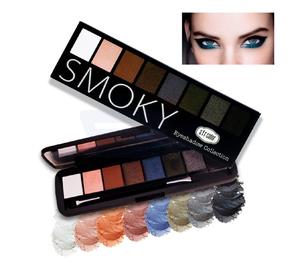 SFR Color Smoky Eye Shadow Collection - 6688