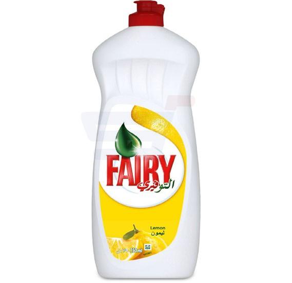Fairy Dish Washing Liquid Lemon Soap 750 ml