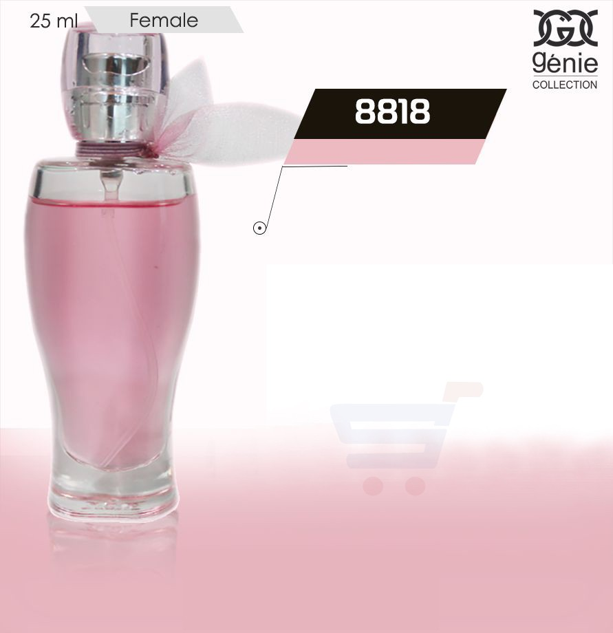Genie Collection Perfume - 8818-25ML