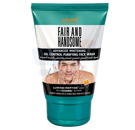 Emami Fair&Handsome Oil Control Facewash 50gm