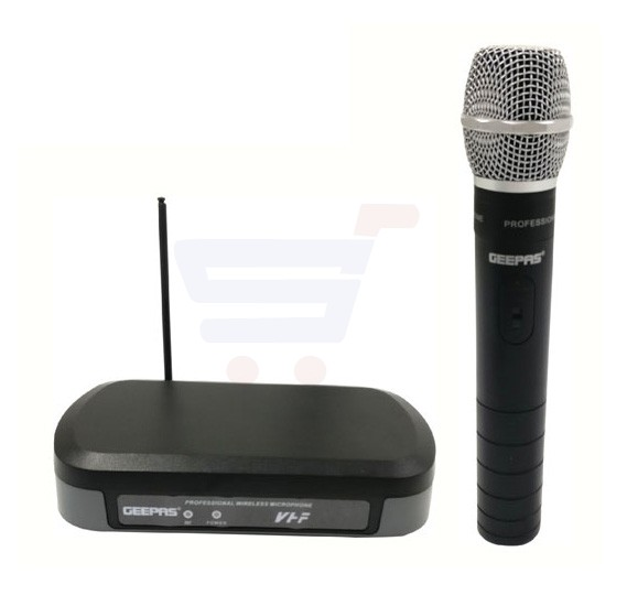 Geepas Professional Wireless Microphone - GMP15011
