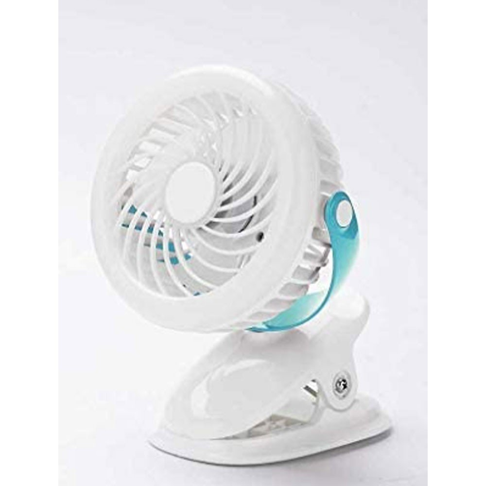Geepas 2 In 1 Rechargeable Clip Fan With Light 36 Pcs Led, GF21137