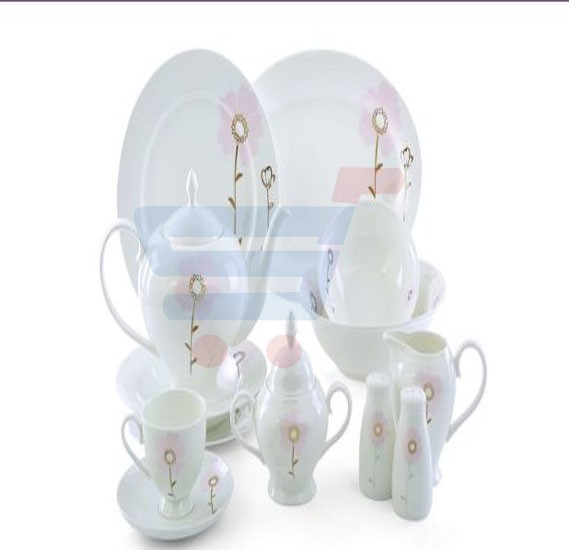 RoyalFord 47 Pieces Ovation Round Dinner Set - RF8396