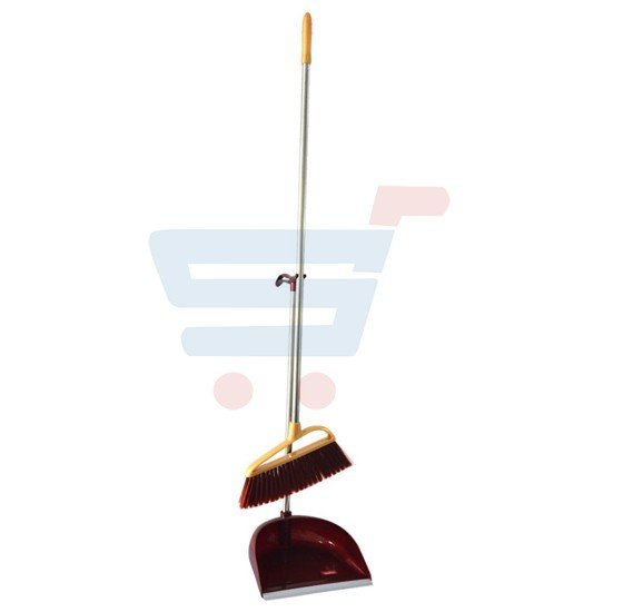 Royalford Broom with Dustpan 1x20 RF6984