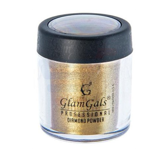 GlamGals Diamond Powder Gold - DP02