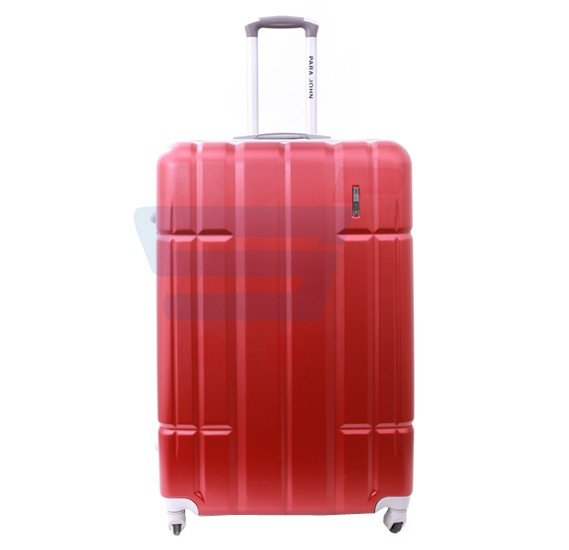 Para John 20 Inch Trolley Luggage, Red- PJTR4024