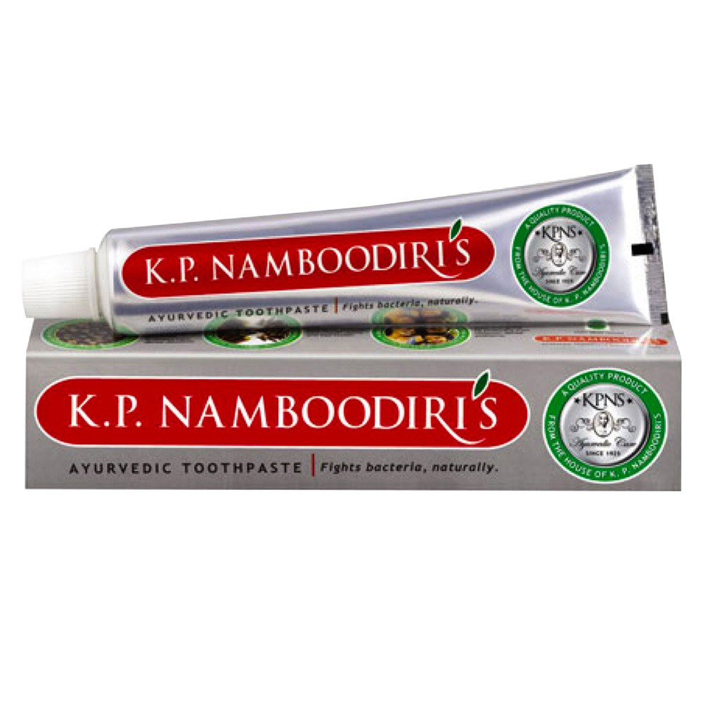K.P.Namboodiris Herbal Tooth Paste 100g