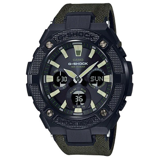 Casio G-shock Analog Digital Watch, GST-S130BC-1A3DR