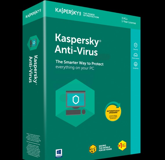 Kaspersky antivirus 1+1 user