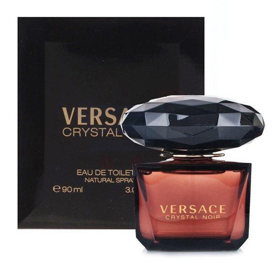 Versace Crystal Noir EDT 90ml For Women