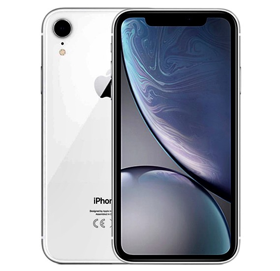 Apple iPhone XR Dual SIM 128GB 3GB RAM 4G LTE- White
