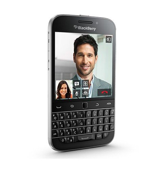 BlackBerry Classic - 16GB , Black English Stock