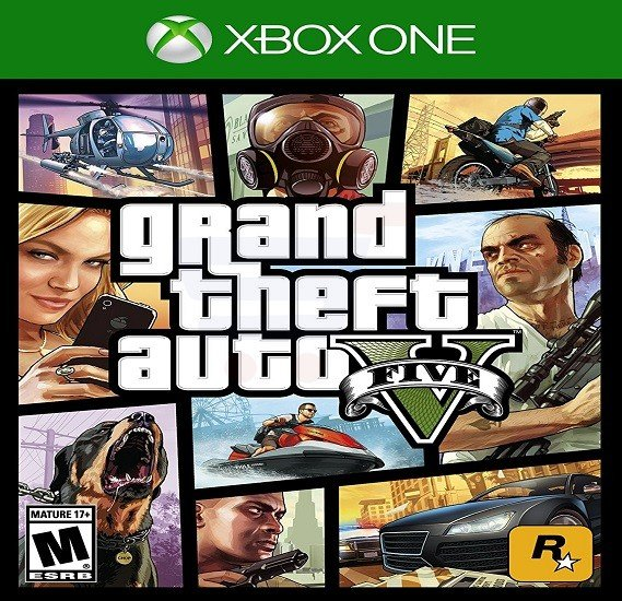 7780cf71a Buy Rockstar Games Grand Theft Auto V For Xbox One Online Dubai, UAE |  OurShopee.com 21703