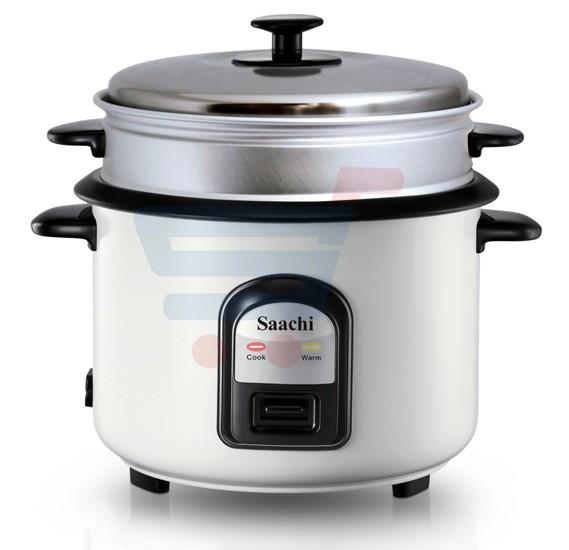 Saachi 1.8 Liters Rice Cooker ‐ NL‐5166