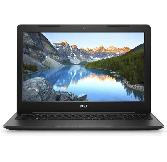 Dell Inspiron 3593 Laptop, 15.6 Inch,10th Generation Intel Core i7-1065G7 Processor, 1TB HDD 8GB DDR4 RAM, 2GB, Dos, Black