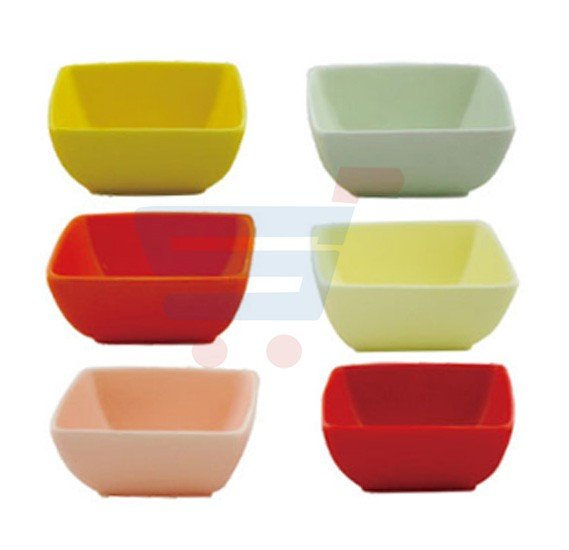 Royalford New born Tiny Bowl Set  6 Pcs - RF5958