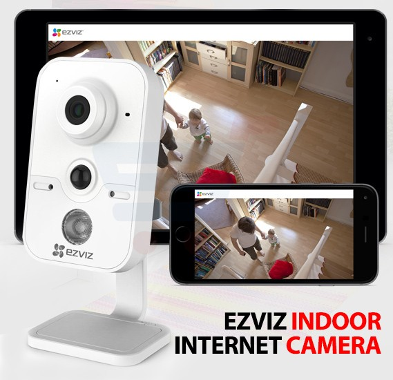 Ezviz Indoor Internet Camera CS-CV100-B1-31WPFR