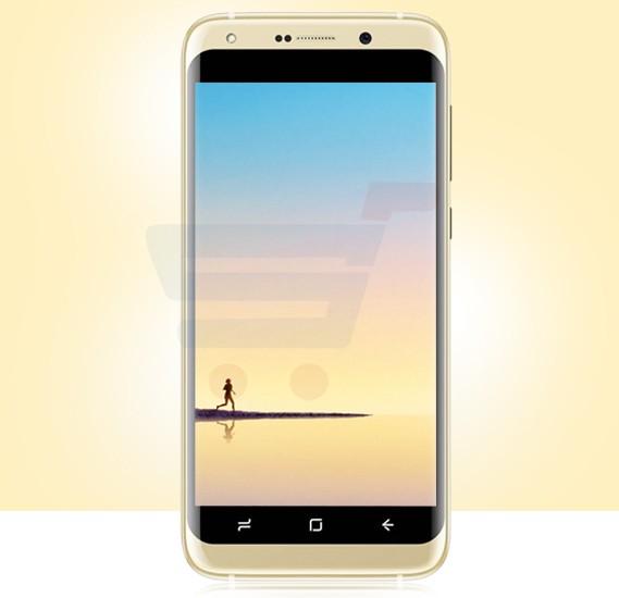 ZTC N8 Smartphone, 4G, Android 7.1, 5 inch Display, 2GB RAM, 16GB Storage, Dual Camera Dual SIm - Gold