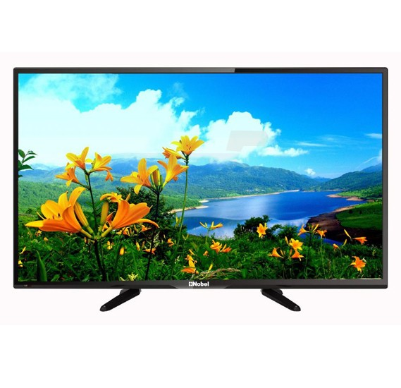 Nobel 32 Inch LED Standard TV Black - NTV3270LED